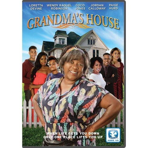 Grandma's House (DVD) - image 1 of 1