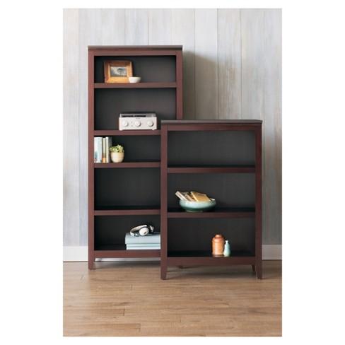 Carson 48 3 Shelf Bookcase