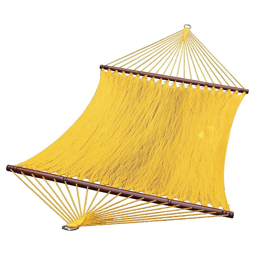 Image of 13 Foot Caribbean Hammock - Yellow