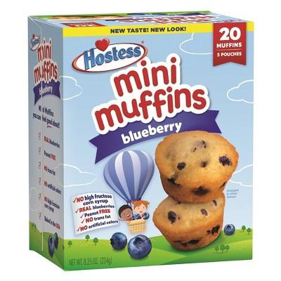 Baked Goods & Desserts: Hostess Mini Muffins