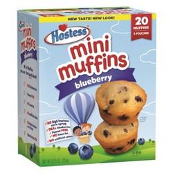 Hostess® Blueberry Mini Muffins - 5ct/8oz