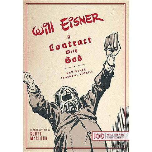 A Contract with God - by  Will Eisner (Hardcover) - image 1 of 1