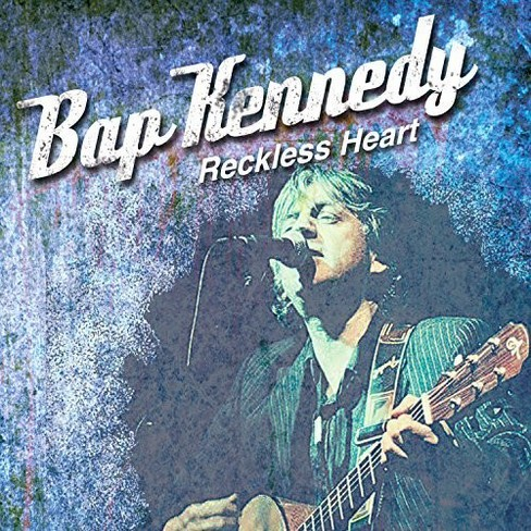 Bap Kennedy - Restless Heart (Vinyl) - image 1 of 1