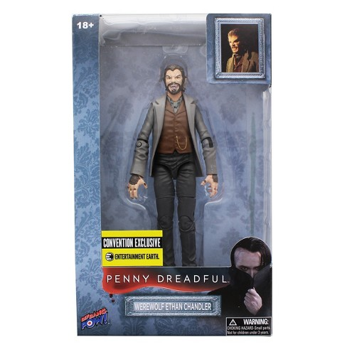 """Penny Dreadful Ethan Chandler Werewolf (Convention Exclusive) 6"""" Action Figure - image 1 of 2"""