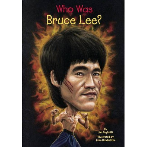Who Was Bruce Lee? - (Who Was...?) by  Jim Gigliotti (Hardcover) - image 1 of 1