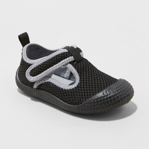 Toddler Boys' Oscar Water Shoes - Cat & Jack™ Black - image 1 of 3