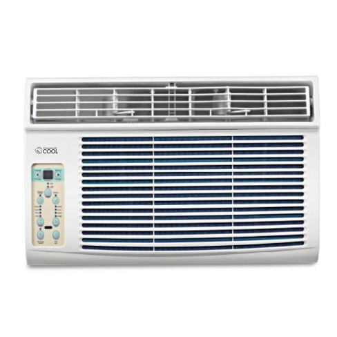 Commercial Cool 8000 BTU Window AC - image 1 of 4