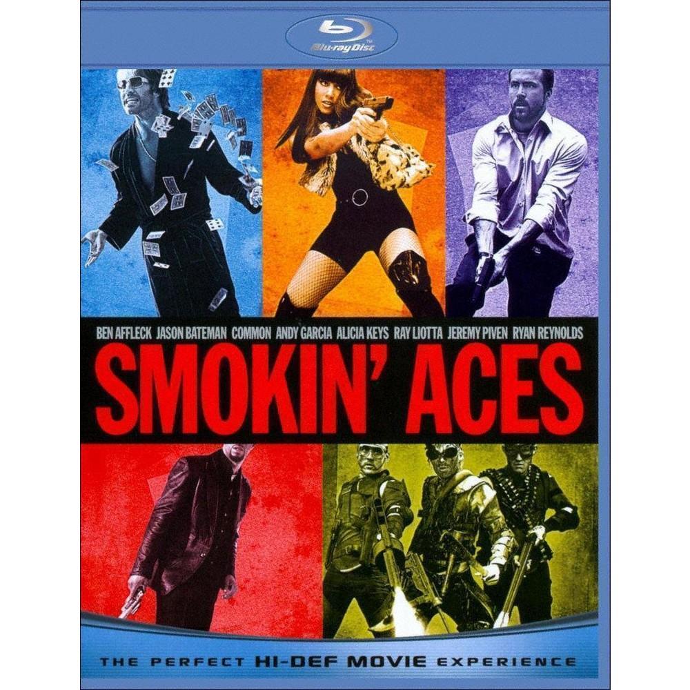 Smokin Aces Blu Ray