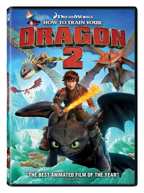 How to Train Your Dragon 2 (dvd_video) - image 1 of 1