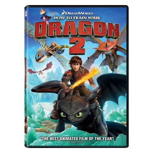 How To Train Your Dragon 2 Dvd Target