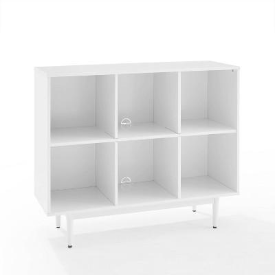 """35.88"""" Liam 6 Cube Bookcase - Crosley"""