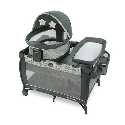 Graco Pack 'n Play Travel Dome LX Playard - Annie