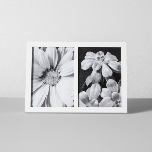 """Thin 2 Photo Frame White 5"""" x 7"""" - Made By Design™ - image 1 of 2"""