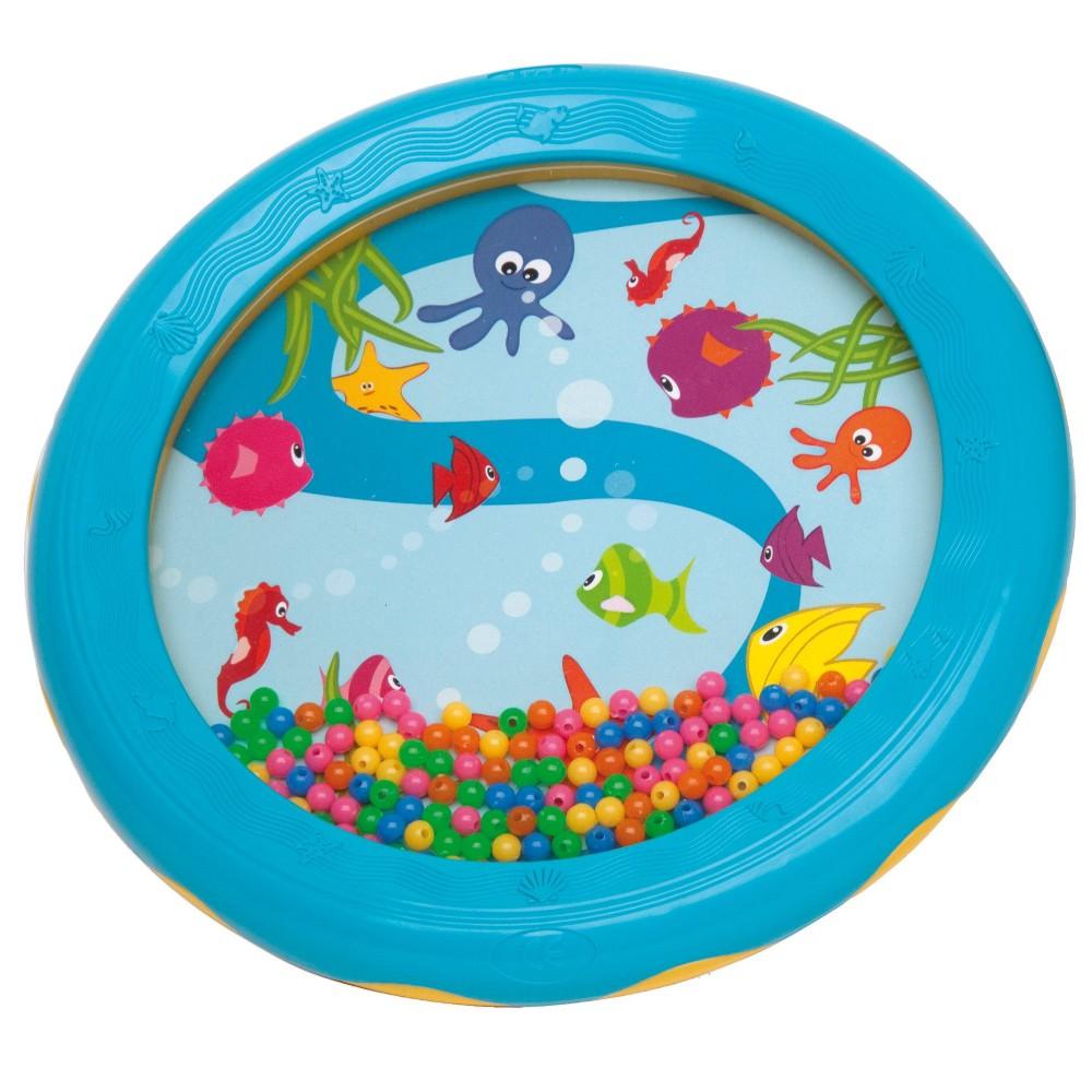 Edushape Ocean Drum Action Reaction Toy
