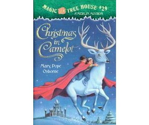 Christmas in Camelot ( Magic Tree House) (Hardcover) by Mary Pope Osborne - image 1 of 1