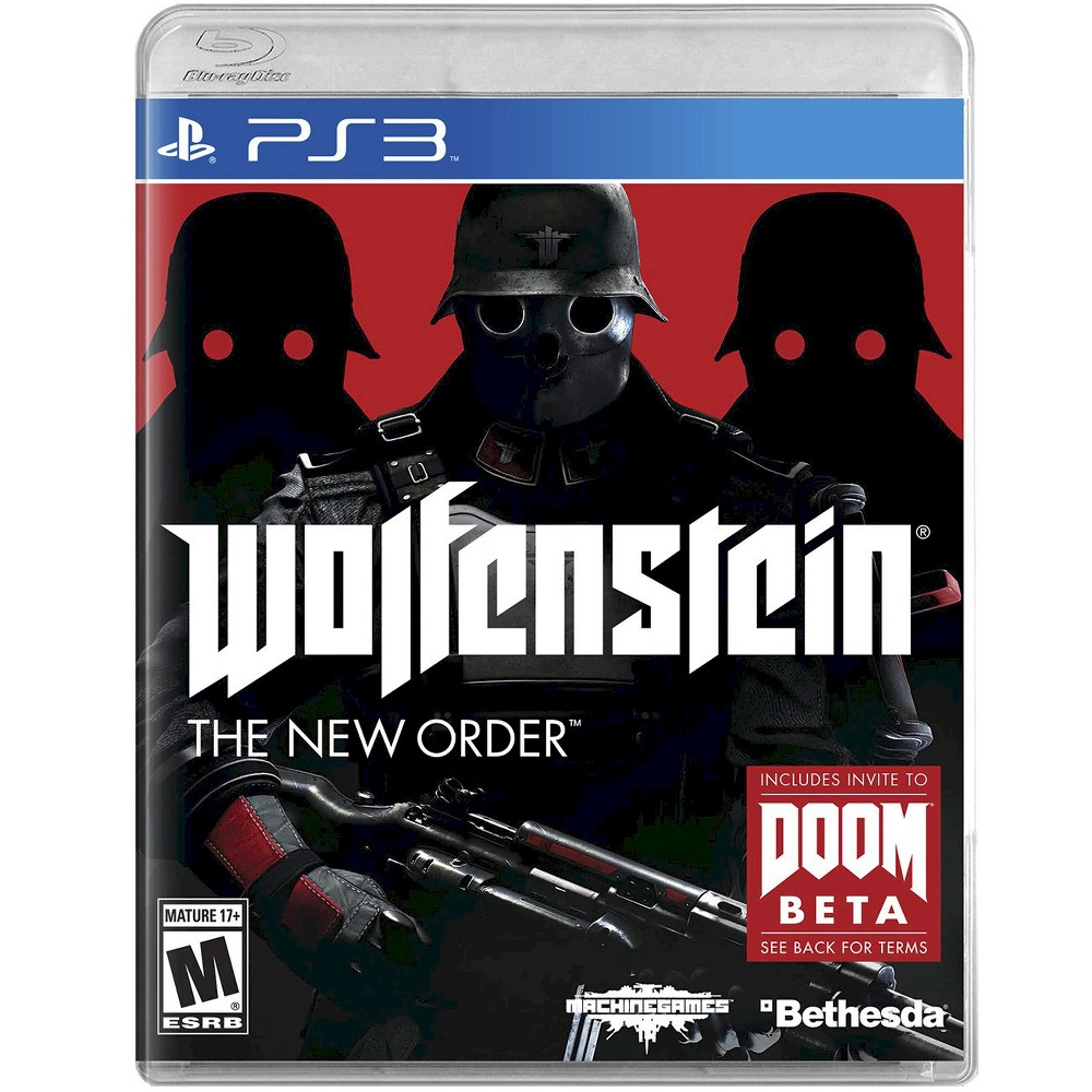 Wolfenstein: The New Order PRE-OWNED PlayStation 3