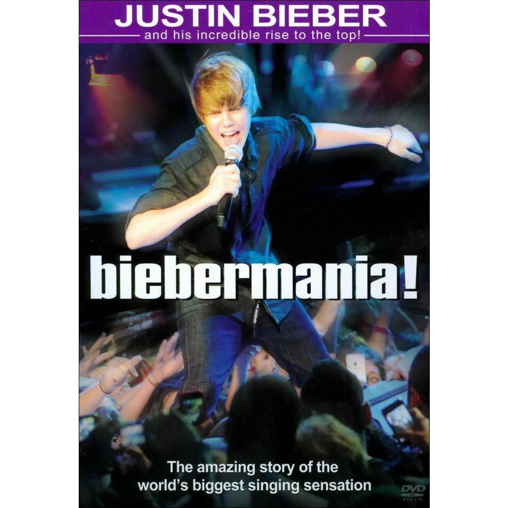 Biebermania (Dvd), Movies