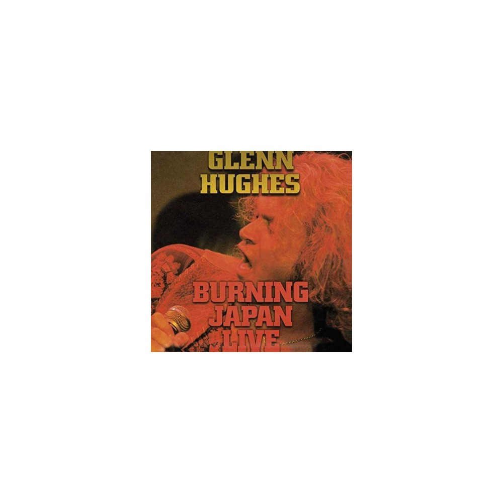 Glenn Hughes - Burning Live Japan (Vinyl)
