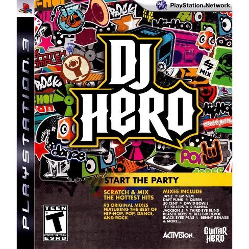 DJ Hero 1 Software PlayStation 3 - image 1 of 1
