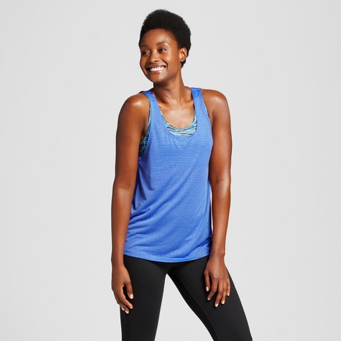 Women's 2-in-1 Tank Top - C9 Champion® - image 1 of 2