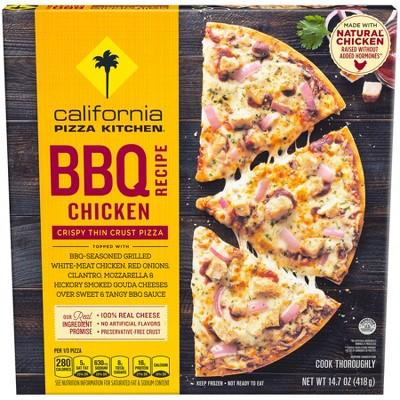 California Pizza Kitchen Careers | California Pizza Kitchen Crispy Thin Crust Bbq Recipe Chicken Frozen Pizza 12