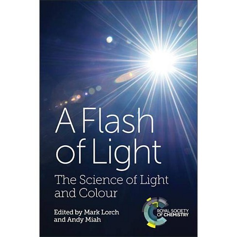 A Flash of Light - (Hardcover) - image 1 of 1