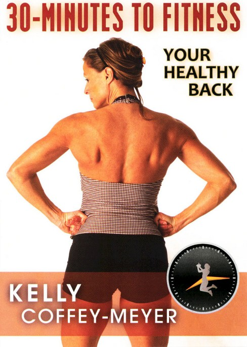 30 minutes to fitness:Your healthy ba (DVD) - image 1 of 1