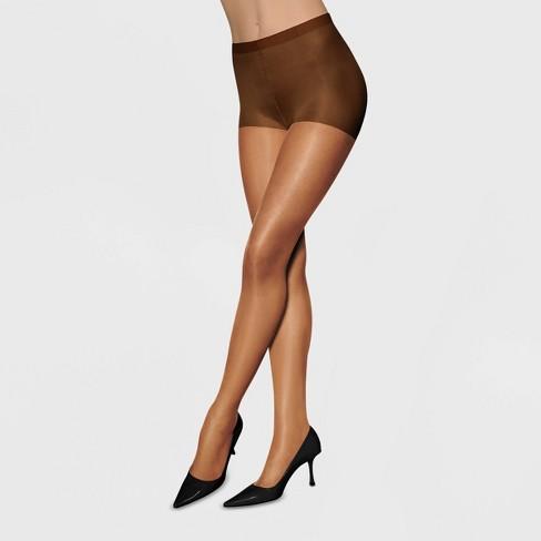 L'eggs Sheer Energy Women's Control Top Pantyhose - Suntan A - image 1 of 2