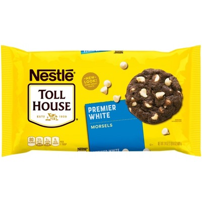 Baking Chips & Chocolate: Nestlé Toll House Premier White Morsels