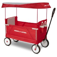 Radio Flyer 3-in-1 EZ Fold Wagon with Canopy Deals