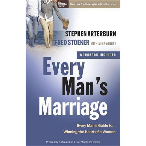 Every Man's Marriage - (Every Man (Waterbrook Press)) by  Stephen Arterburn (Paperback) - image 1 of 1