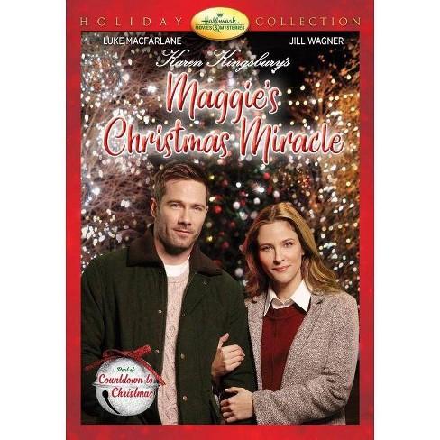 Maggies Christmas Miracle.Karen Kingsbury S Maggie S Christmas Miracle Dvd