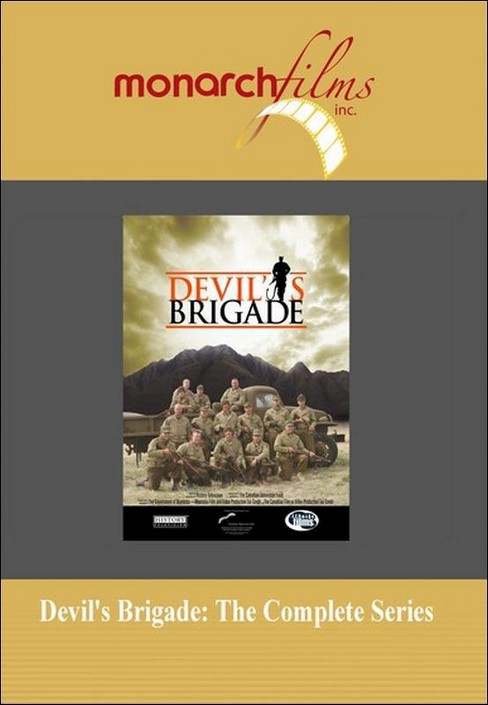 Devil?s brigade:Complete four episode (DVD) - image 1 of 1