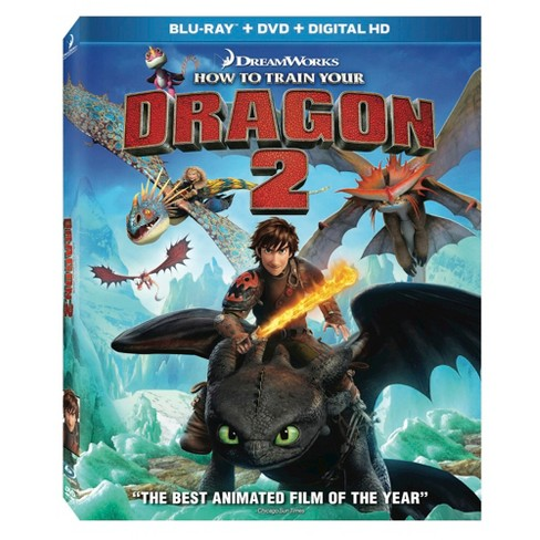 How To Train Your Dragon 2 Blu Raydvd Includes Digital Copy