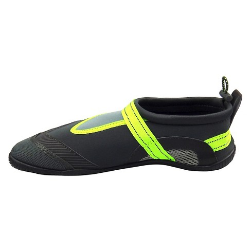 85630558e312 Men s Body Glove Realm Water Shoes - Gray Neon Green 13   Target