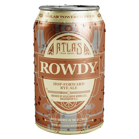 Atlas® Brew Works Hop-Forward Rye Ale - 6pk / 12oz Cans - image 1 of 1