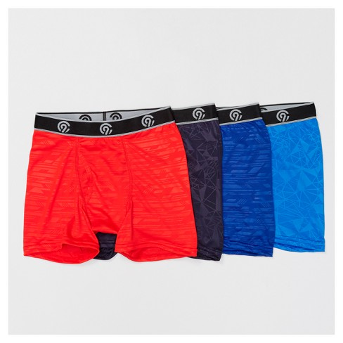 Boys' C9 Champion® Boxer Briefs 4pk - image 1 of 2
