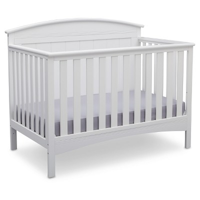 Delta Children® Archer 4-in-1 Standard Full-Sized Crib - Bianca