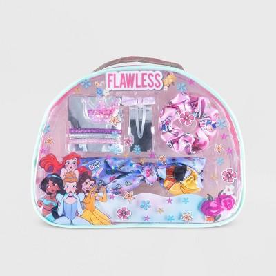 Girls' Disney Princess 8pk Hair Accessory Gift Set