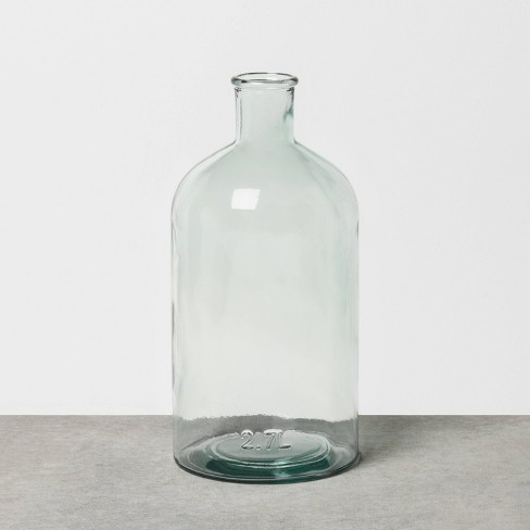 Large Clear Glass Vase Hearth Hand With Magnolia Target