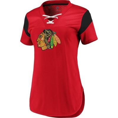 NHL Chicago Blackhawks Women's Fashion Jersey - XXL