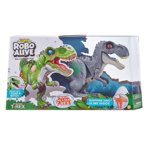 Robo Alive T-Rex with Slime - image 1 of 4