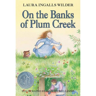 On the Banks of Plum Creek - (Little House (Original Series Paperback)) by  Laura Ingalls Wilder (Paperback)