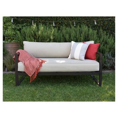 Catalina 64  Outdoor Sofa - Bronze - Serta