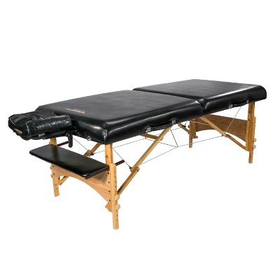 "Master Massage 32"" Extra Large Gibraltar Lx Portable Massage Table"