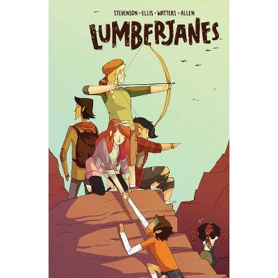 Lumberjanes Vol. 2, 2 - by  Noelle Stevenson & Grace Ellis (Paperback)