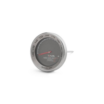 "Taylor 3"" Leave-In Meat Thermometer"