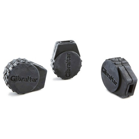 Gibraltar Round Rubber Feet for Hardware Stands - image 1 of 2
