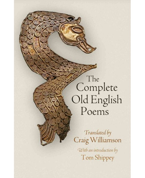 Complete Old English Poems (Hardcover) - image 1 of 1
