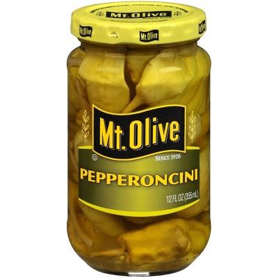 Mt. Olive Pepperoncini 12oz